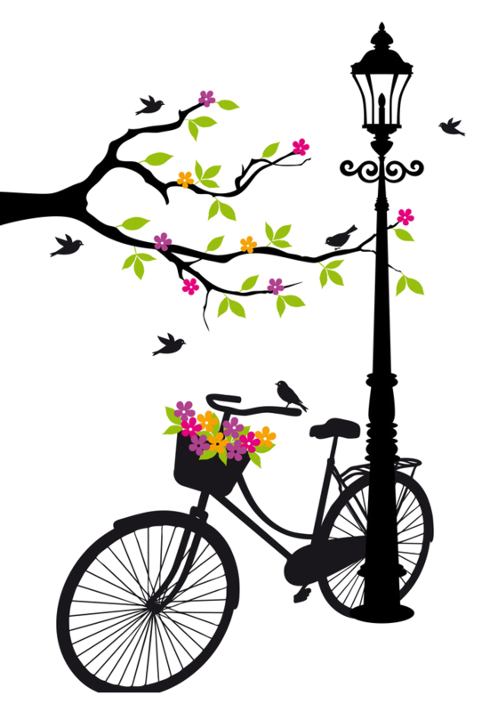 F e c png. Clipart bicycle spring