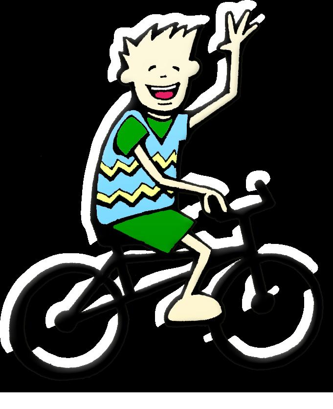Clipart bike toddler bike. Bonita