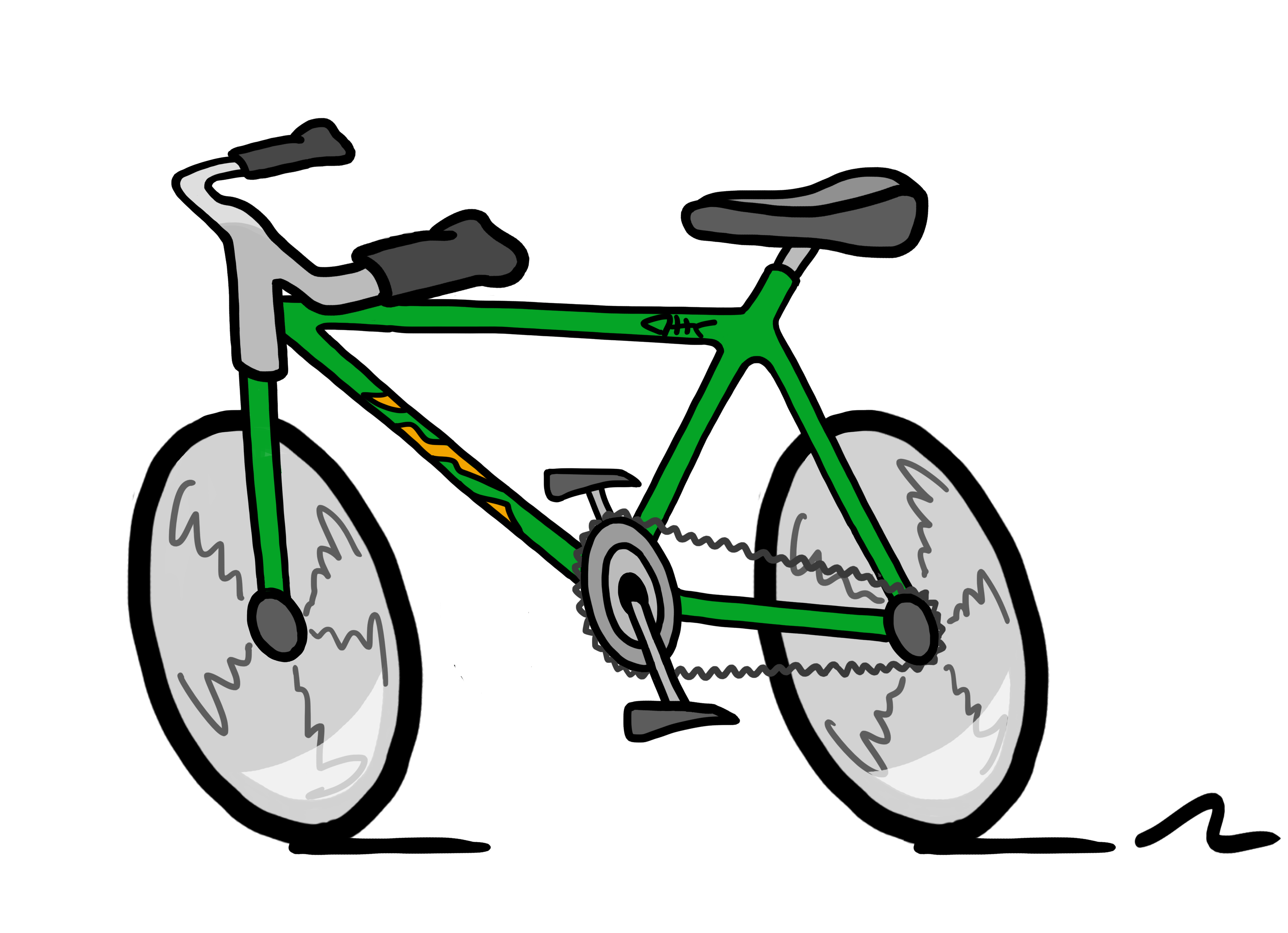 collection of bike. Cycle clipart child