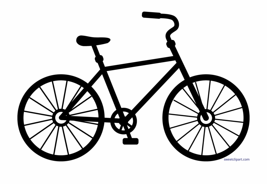 Bicycle tumblr transparent clip. Clipart bike cool bike