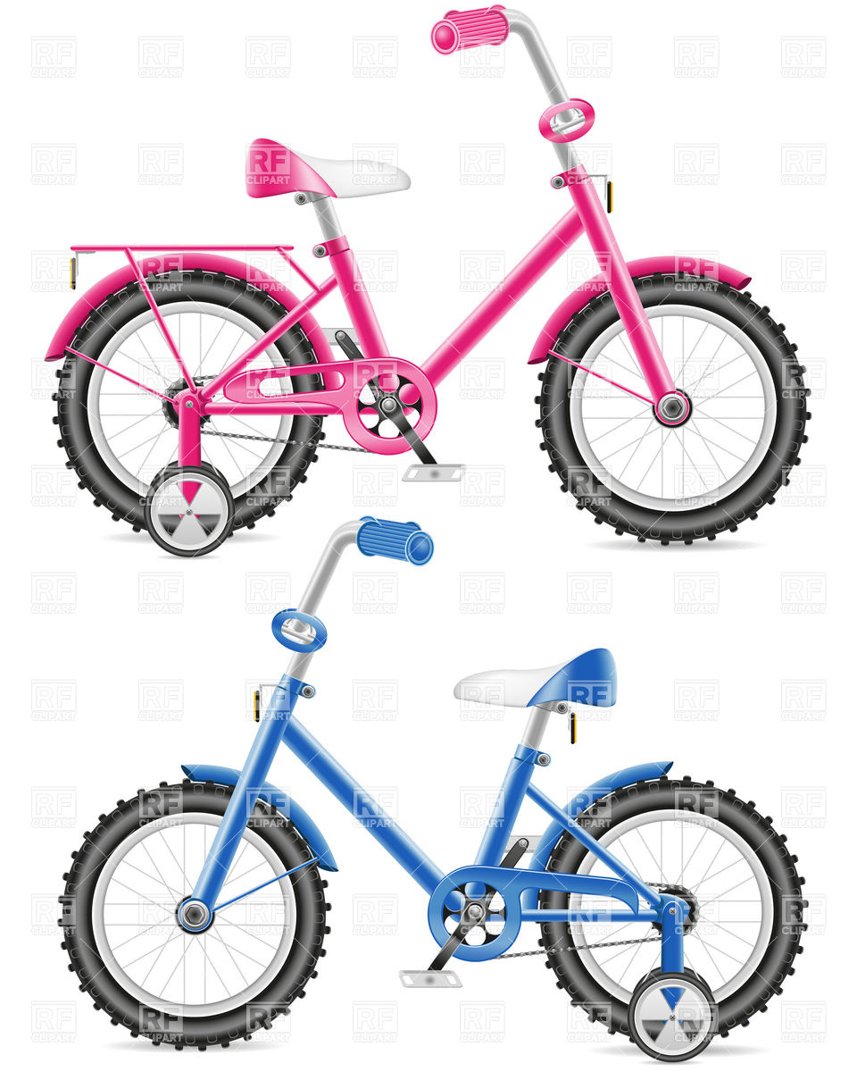 Clipart bicycle two bike. Bicycles free download best