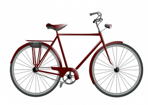 Publicdomainvectors org vector clip. Clipart bicycle two wheeler