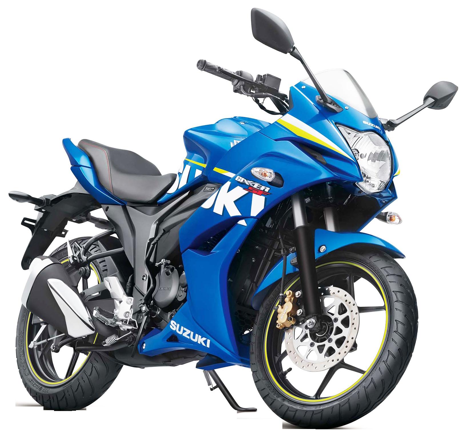 Motorcycle clipart motor bicycle. Suzuki gixxer sf bike