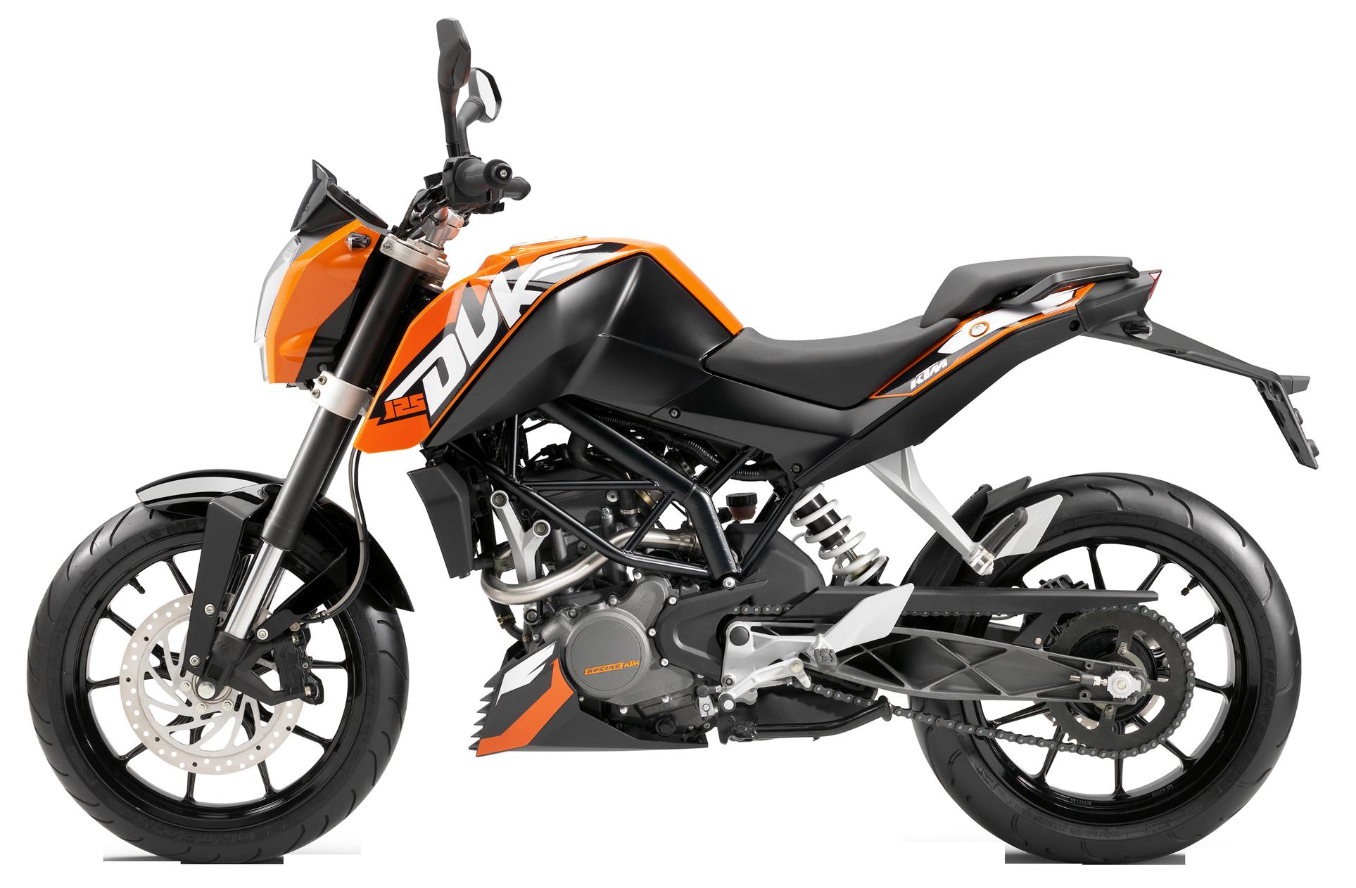 Ktm duke sports png. Motorcycle clipart bullet bike
