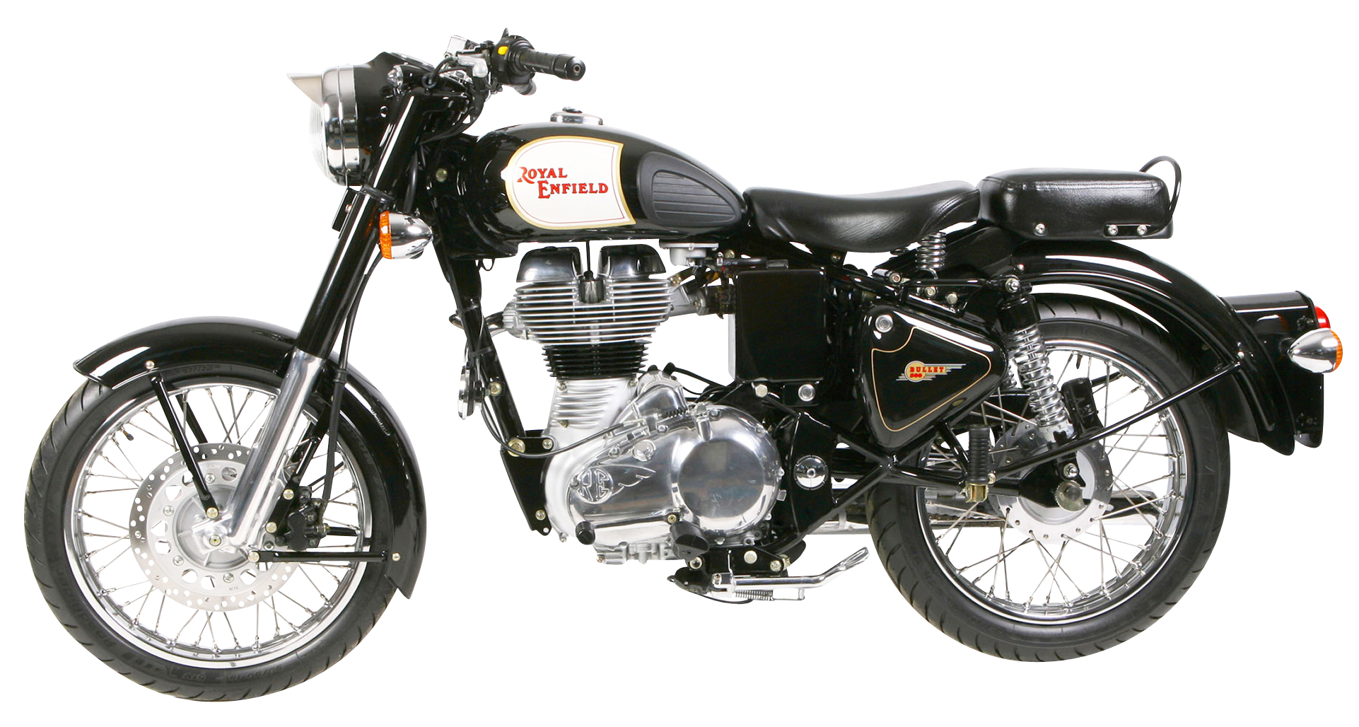Royal enfield classic black. Motorcycle clipart bullet bike