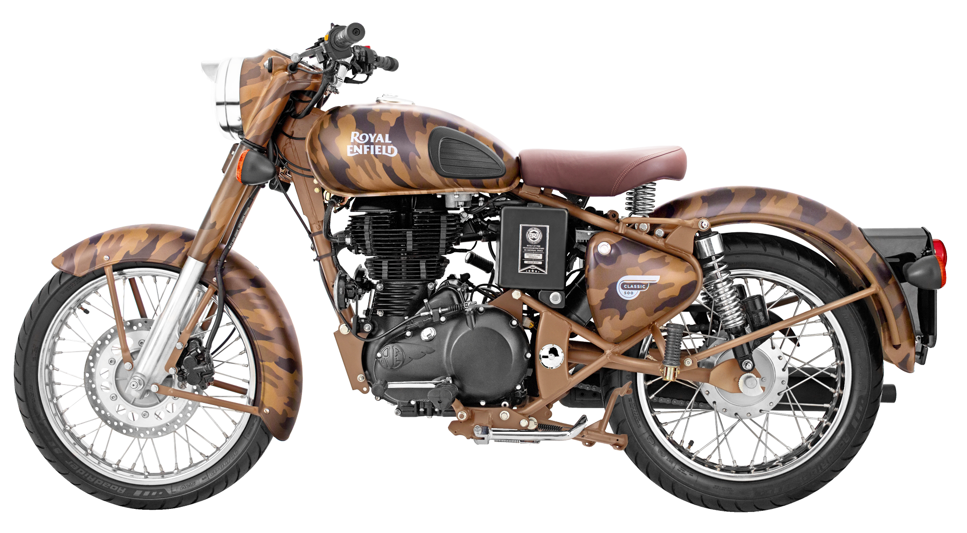 Royal enfield classic desert. Motorcycle clipart bullet bike