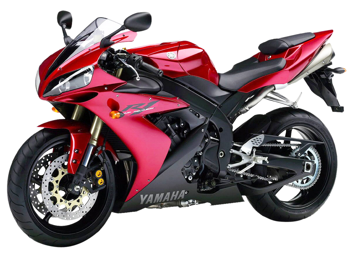 Yamaha png images pngpix. Motorcycle clipart superbike