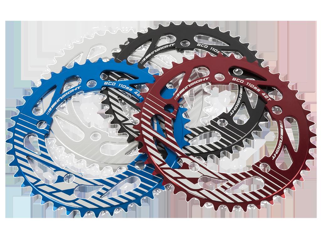 Insight bolt bmx chainring. Gear clipart sprocket