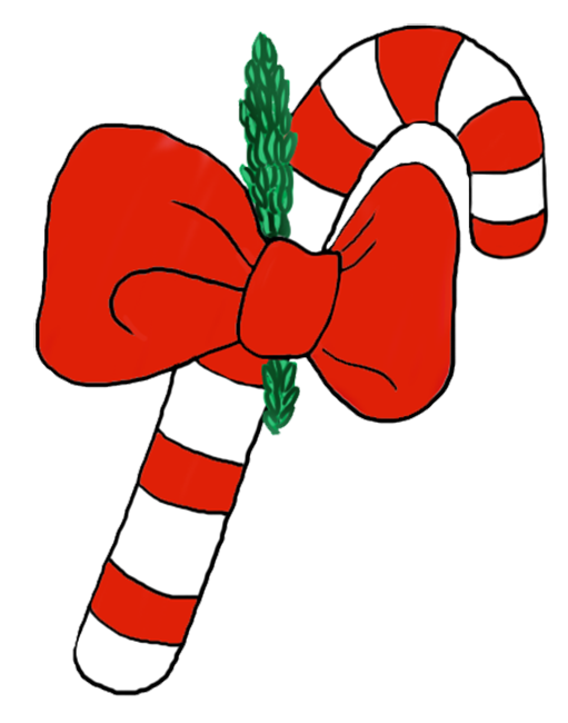 Pencil clipart christmas. Clip art toy candy