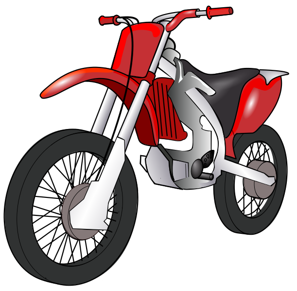motorcycle clipart racing motorcycle #129769719