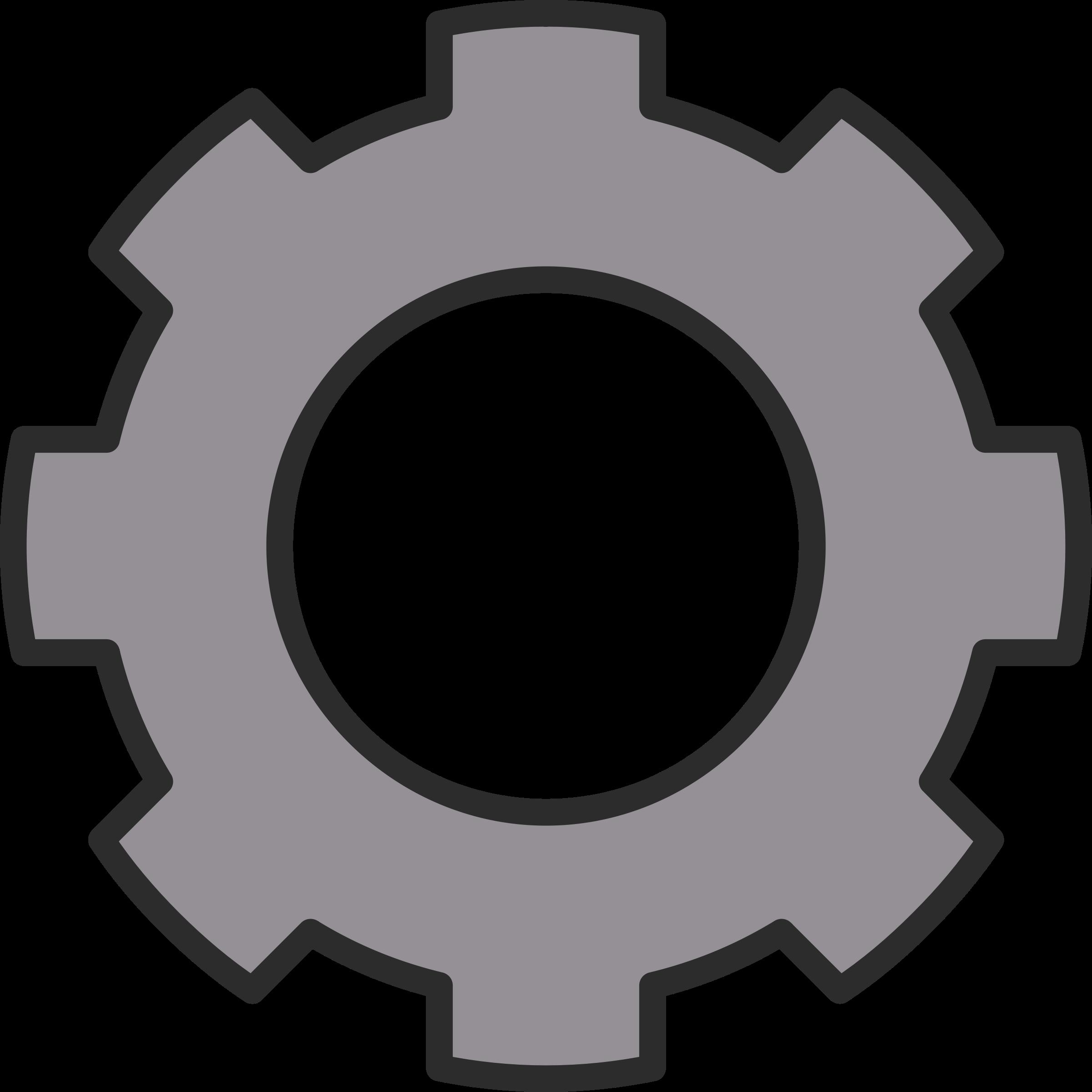 Clip art free panda. Gear clipart environment