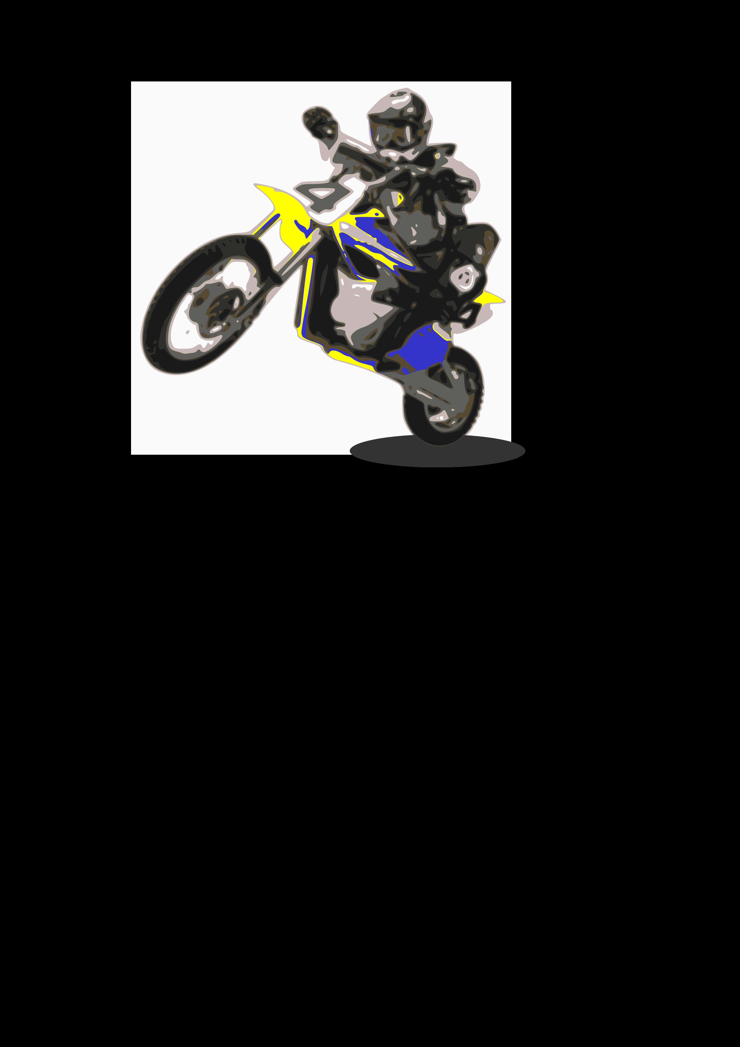 Clipart bike dirt bike. Dirtbike big image png