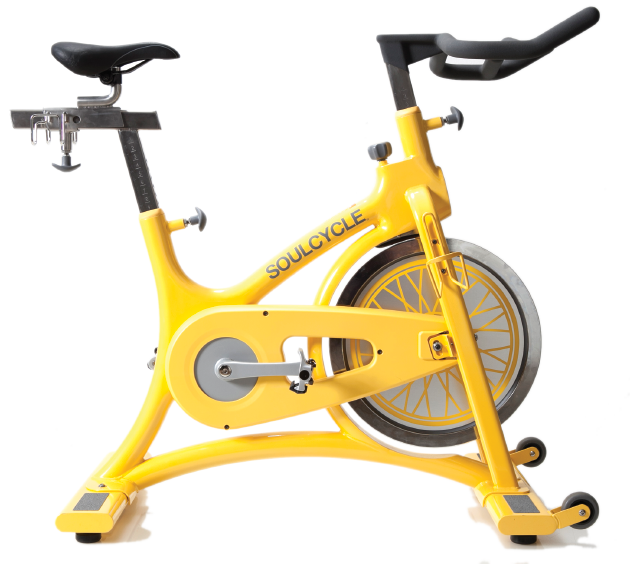 Soulcycle bike . Exercising clipart stationary bicycle