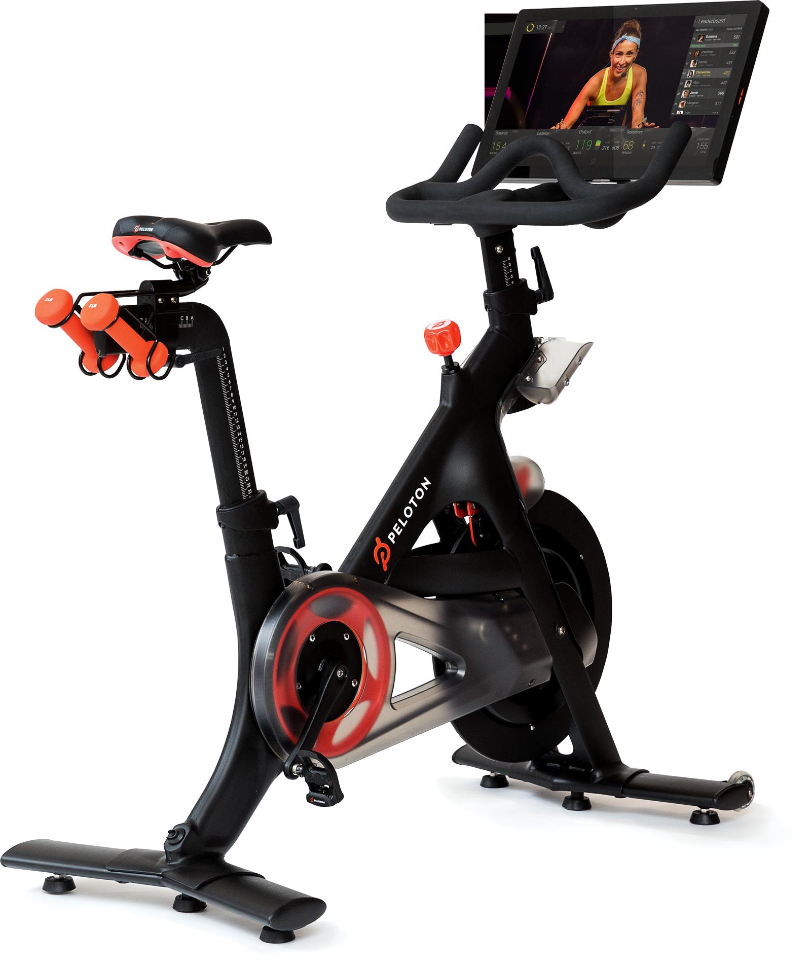 Fitness insider knowledge . Exercising clipart exercise bike