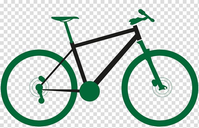 Electric bicycle cube bikes. Clipart bike hybrid bike