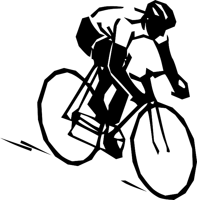 Free image on pixabay. Cycle clipart cycling sport