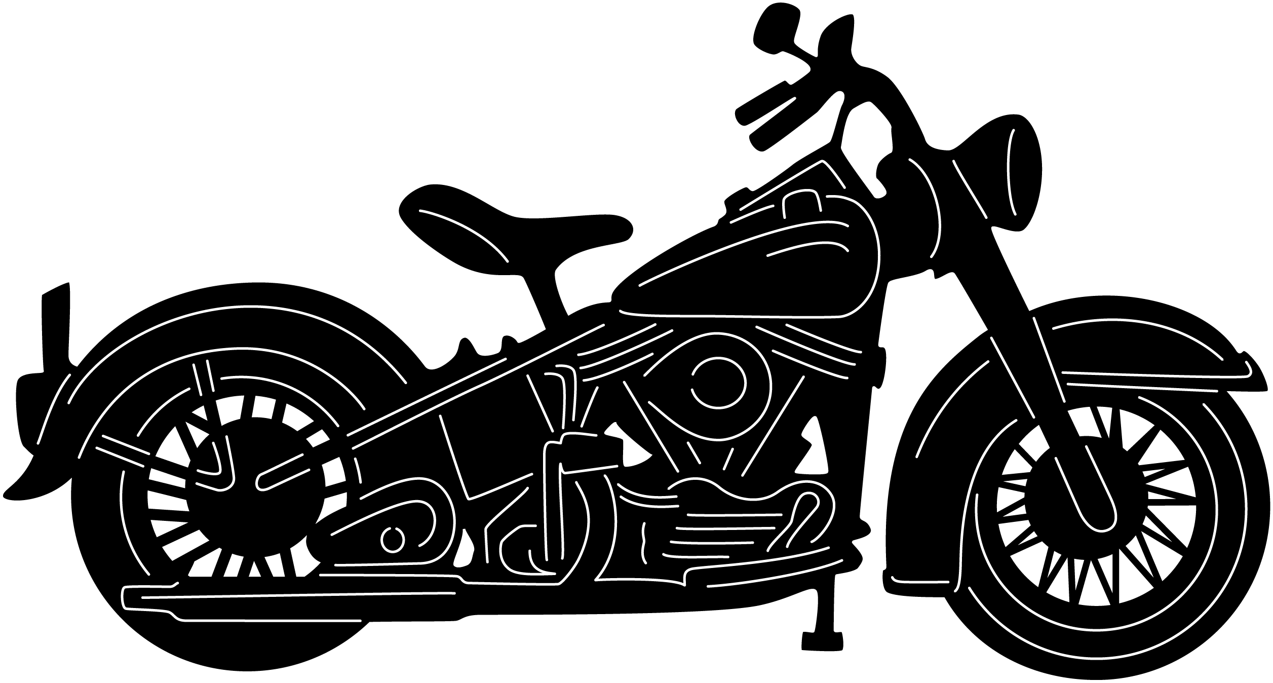 Motorcycle clipart motorcycle shop. And chopper bike pinterest