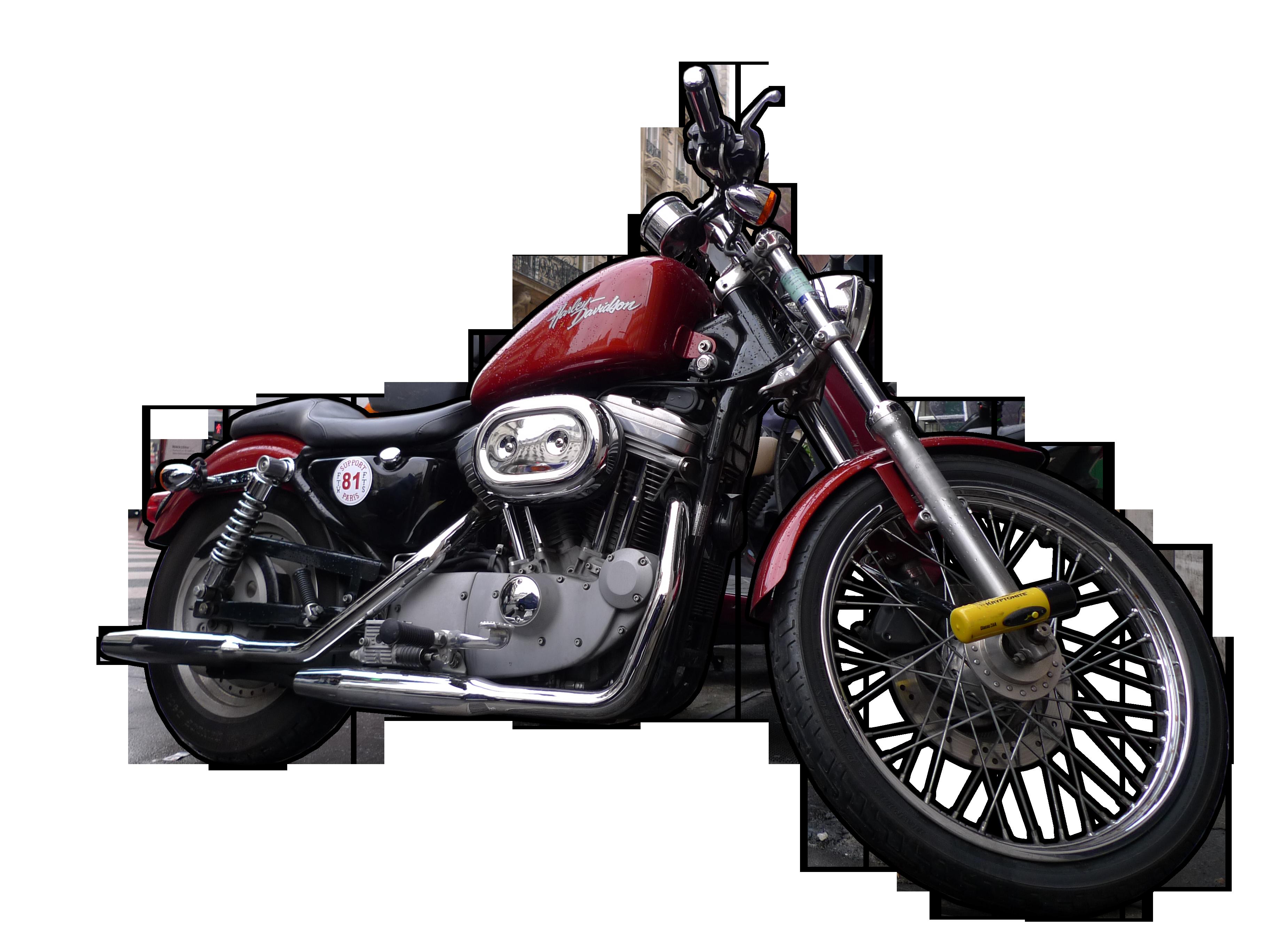 Harley davidson png image. Motorcycle clipart cruiser motorcycle