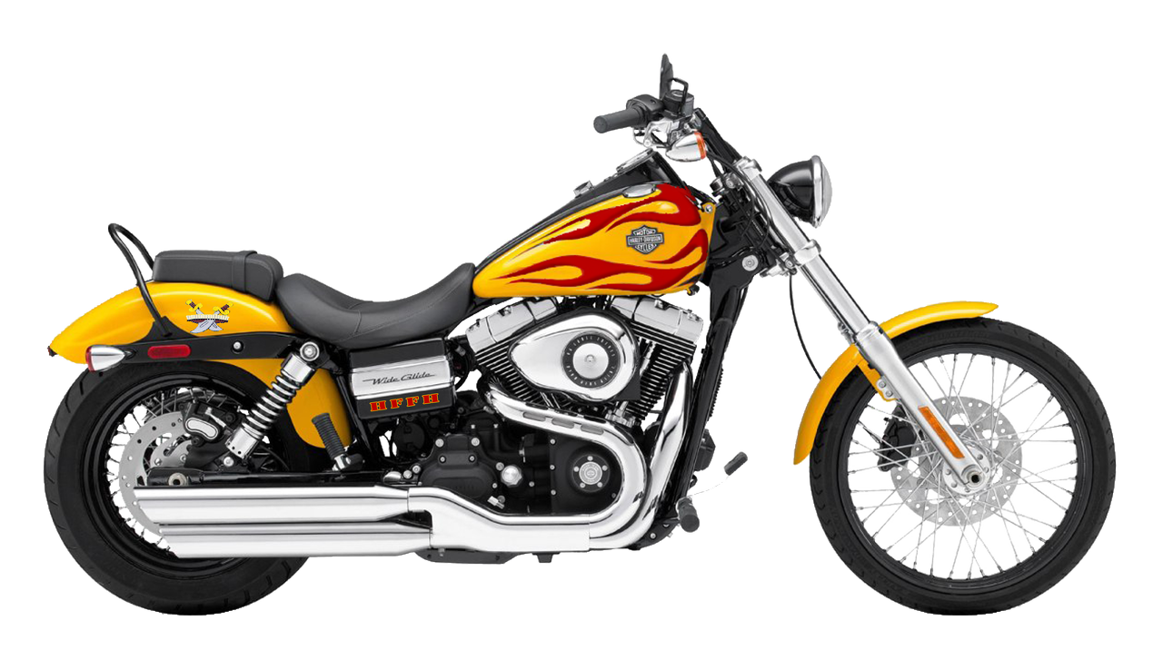 Harley davidson png image. Fire clipart motorcycle