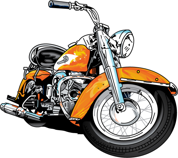 Motorcycle clipart motorcycle harley davidson. Free cliparts download clip
