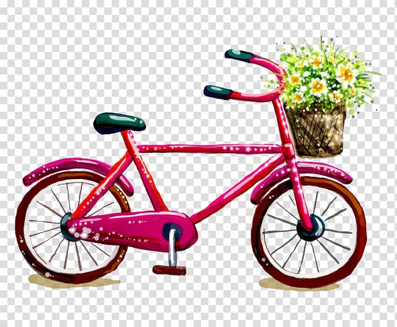 Clipart bike pink. Bicycle frame wheel saddle