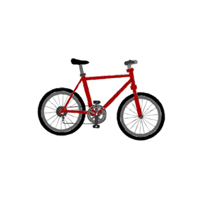 Clipart bike simple. Cliparts of free download