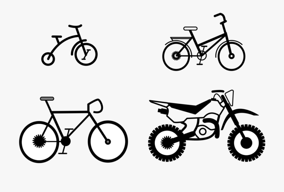 Motorcycle helmets components bicycle. Clipart bike small bike