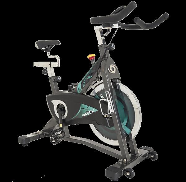 Clipart bike spin bike. Orbit apex kg flywheel