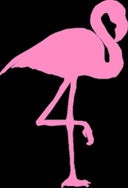 art pinterest. Pineapple clipart flamingo