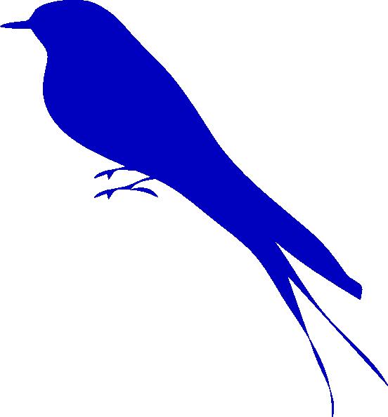 Zombie clipart bird. Blue clip art at