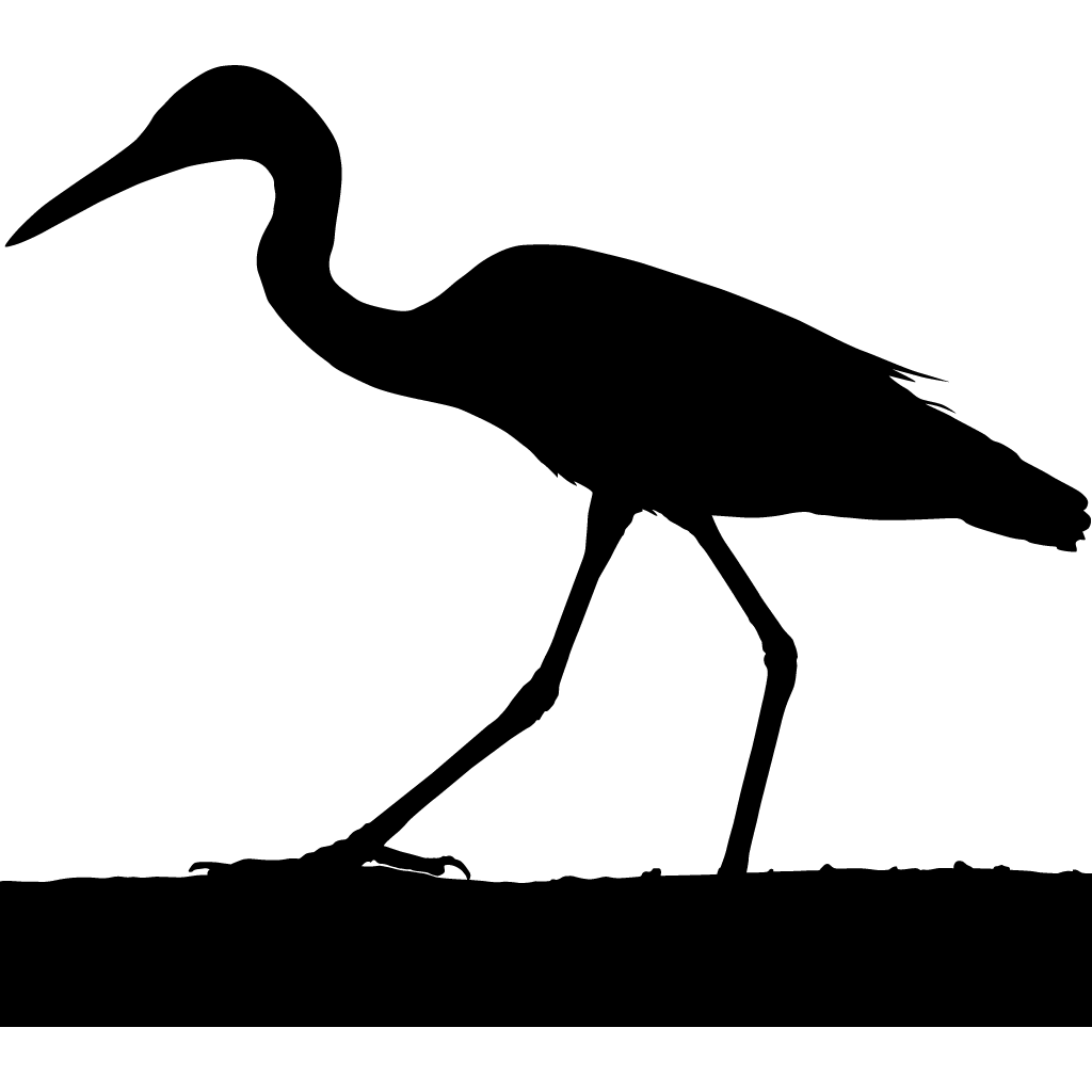 Lake clipart heron. Herons browse by shape