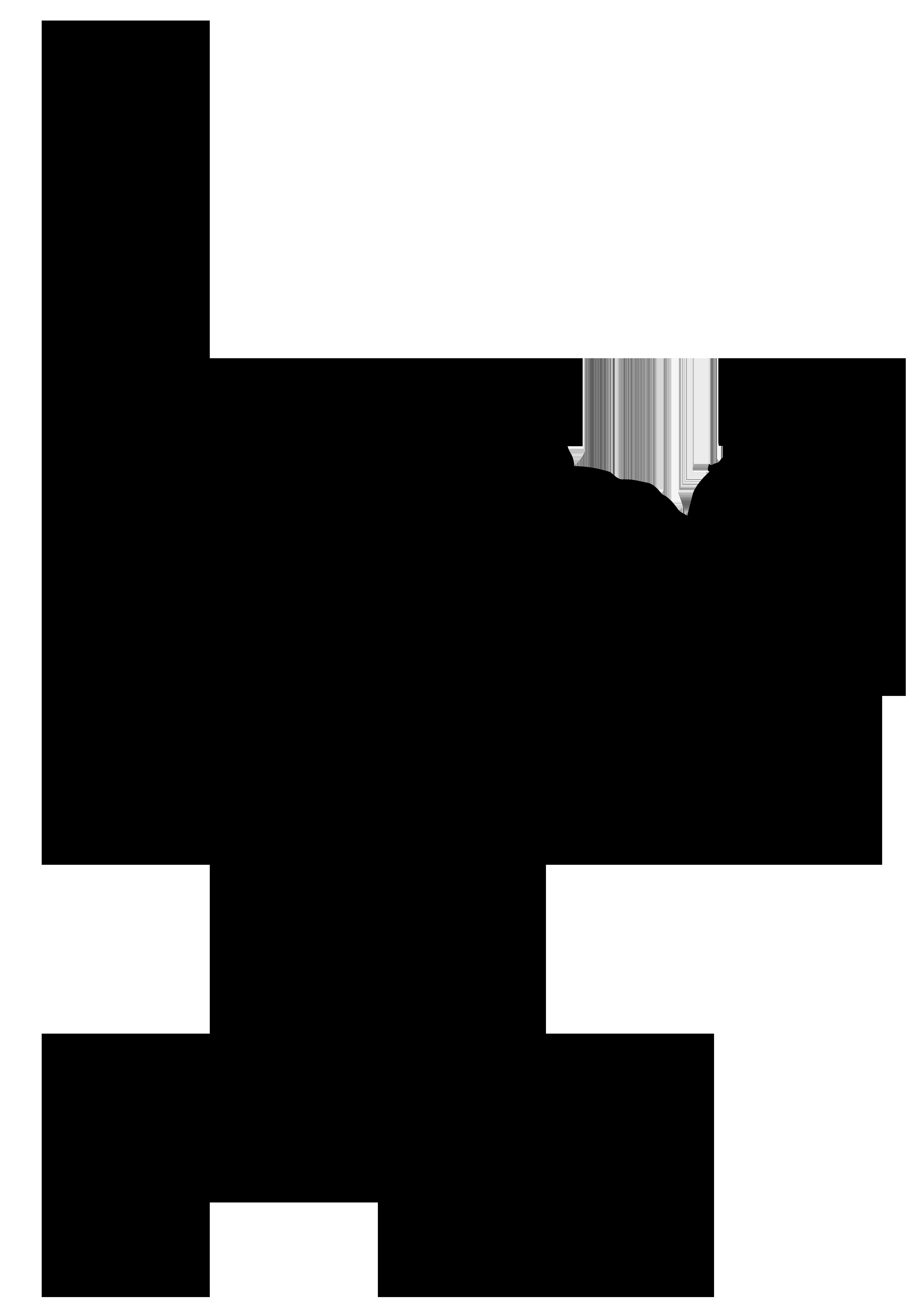 Ostrich silhouette png transparent. Clipart bird body