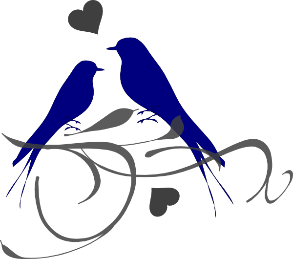 Love Bird Clip Art Free