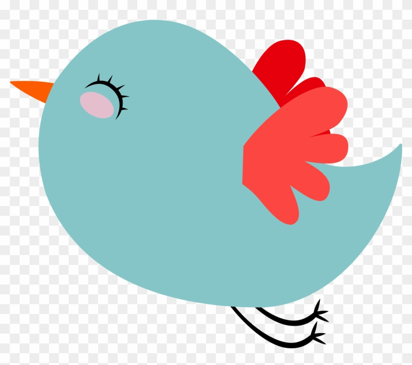 Clipart bird cute. Twitter email hd png