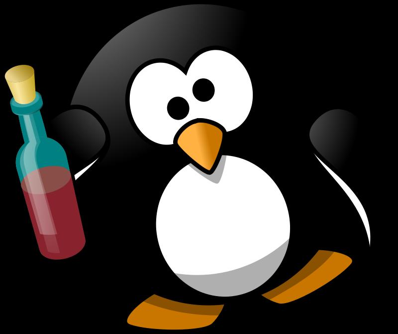 Animal drunk pencil and. Clipart bird dancing