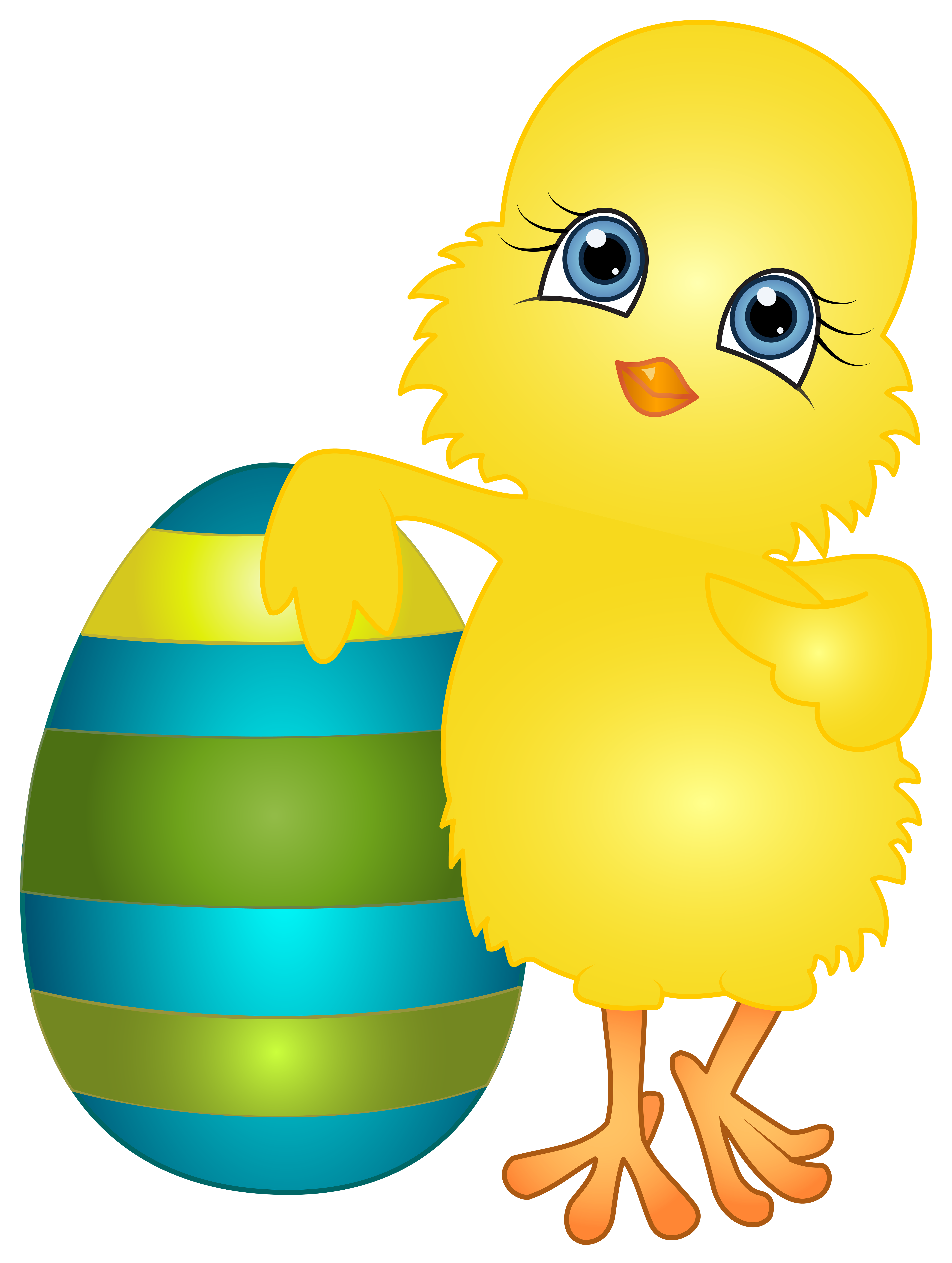 Easter with egg png. Ducks clipart chicken