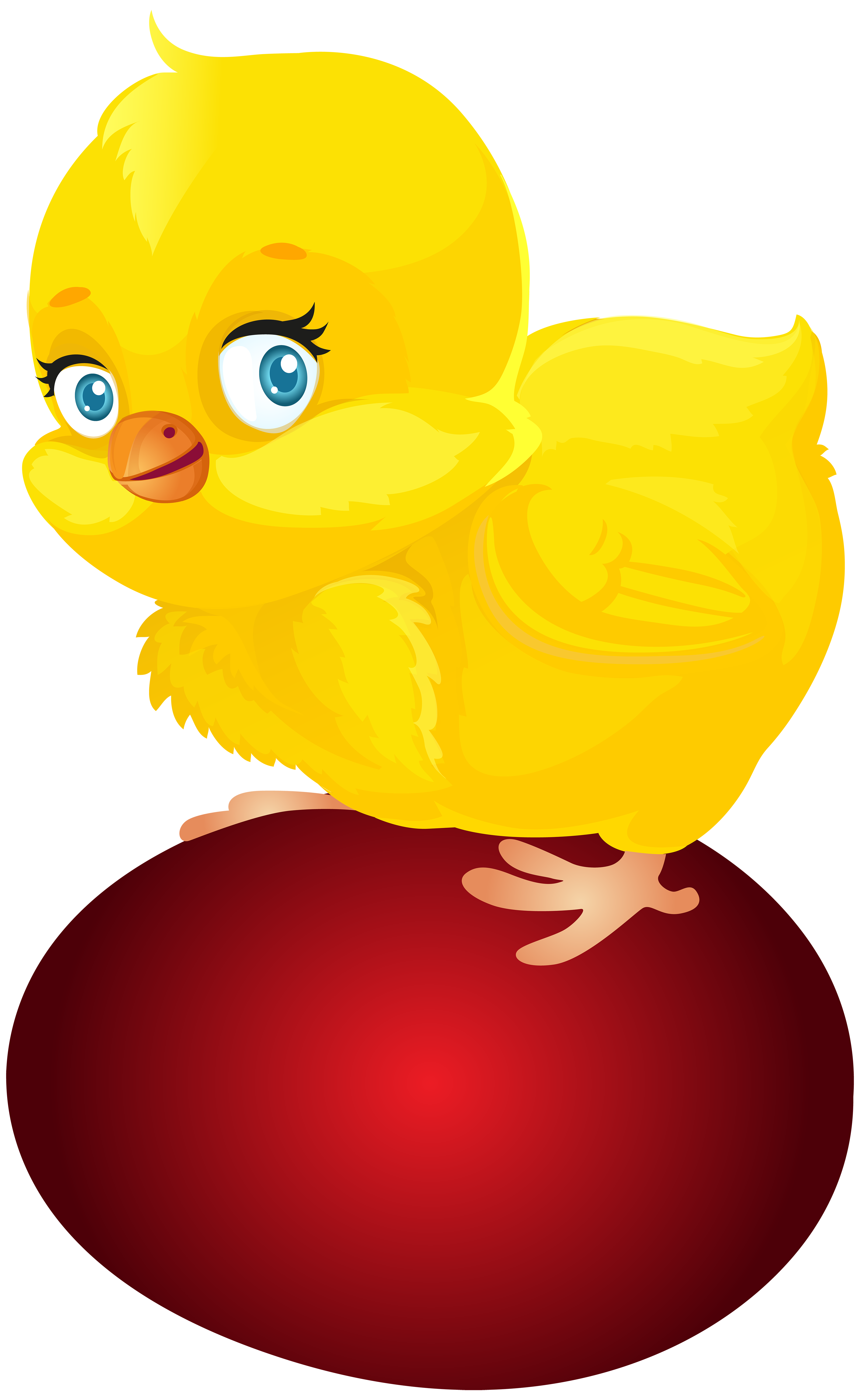Red easter egg and. Clipart frames toy