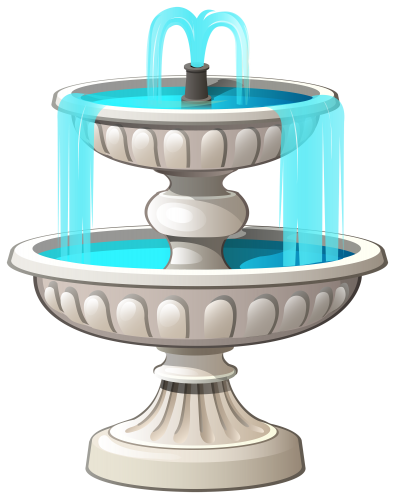 Pin by rahul rathore. Water clipart fountain