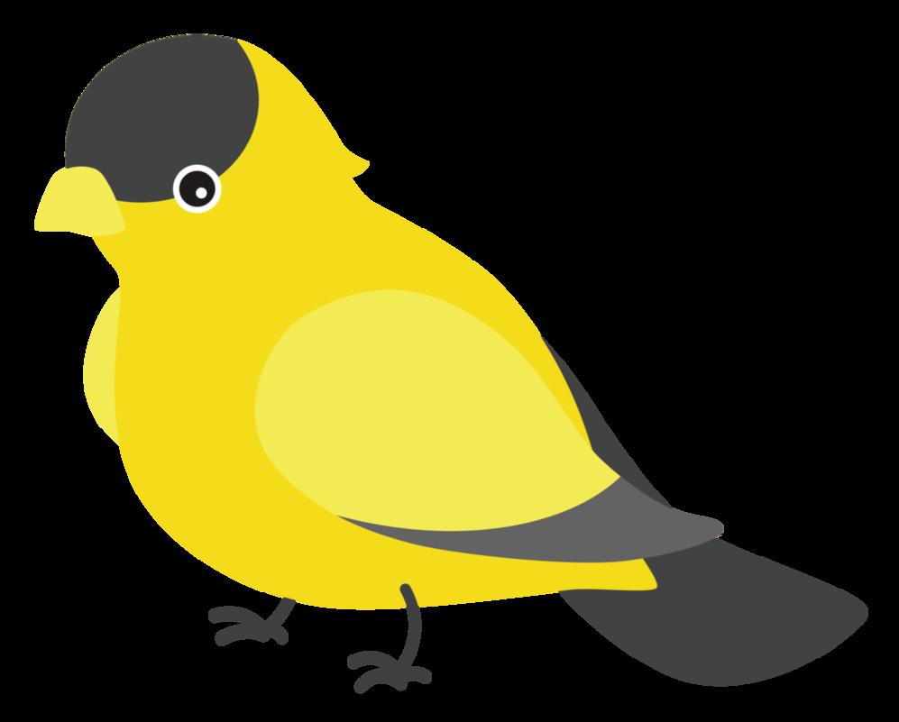 Designs logo by goldfinchdesigns. Clipart bird goldfinch