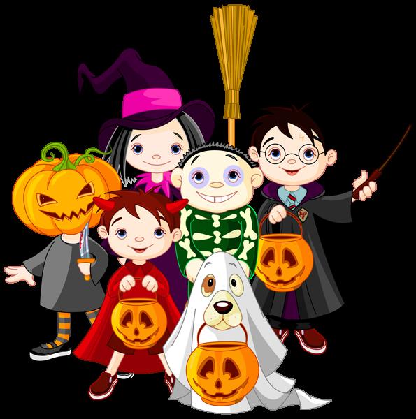 Kids png clip art. Clipart halloween snack