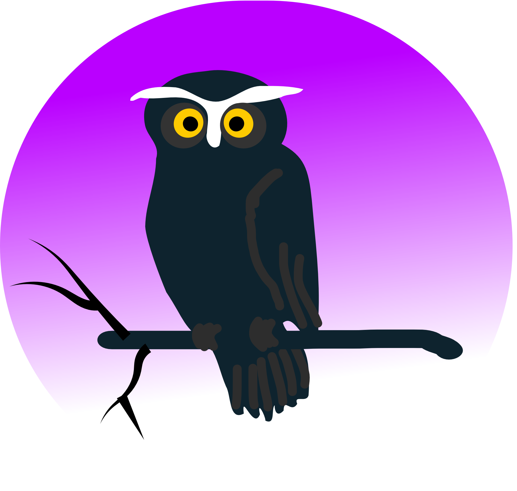 Halloween panda free images. Witch clipart owl