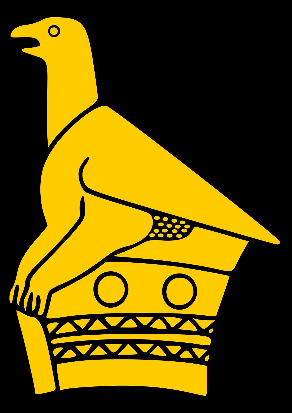Zimbabwe bird wikipedia . Hunting clipart africa ancient