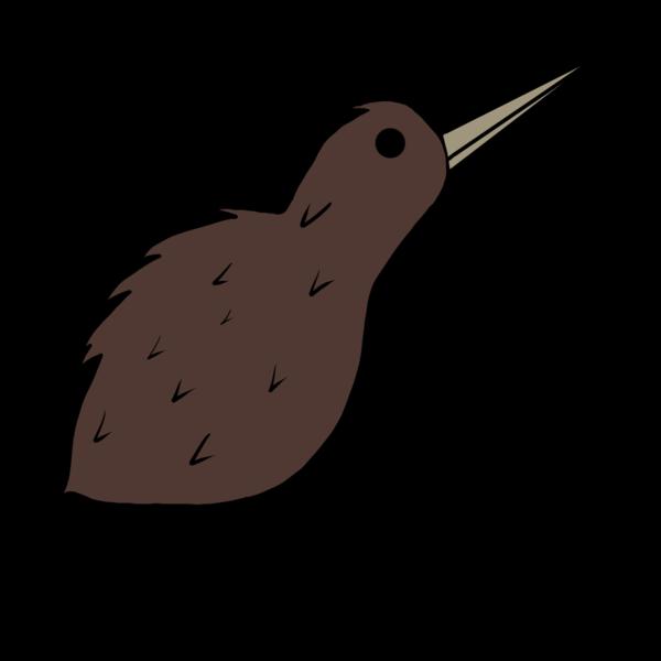 Clipart birds kiwi. Klothing kiwiklothing what we