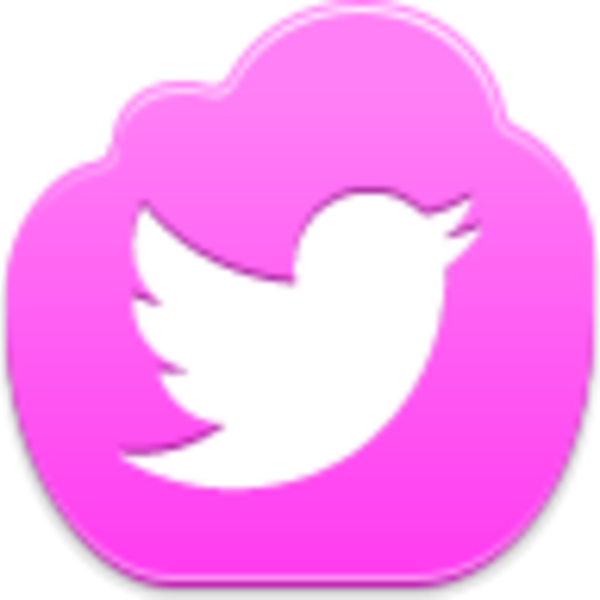 Clipart bird lilac. Twitter icon free images