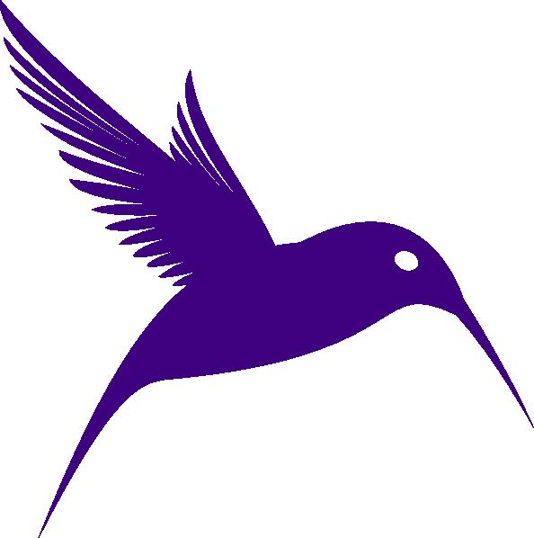 Purple love birds panda. Clipart bird lilac