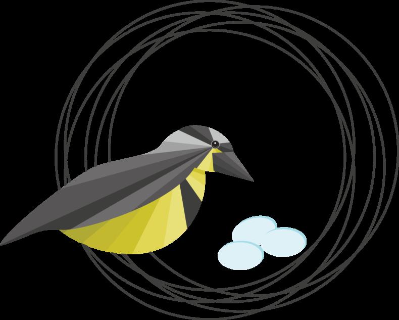 Clipart birds meadowlark. Media design melonie lavely