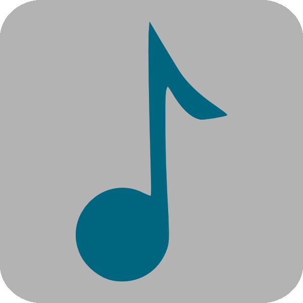 Musical clipart bird. Music icon clip art