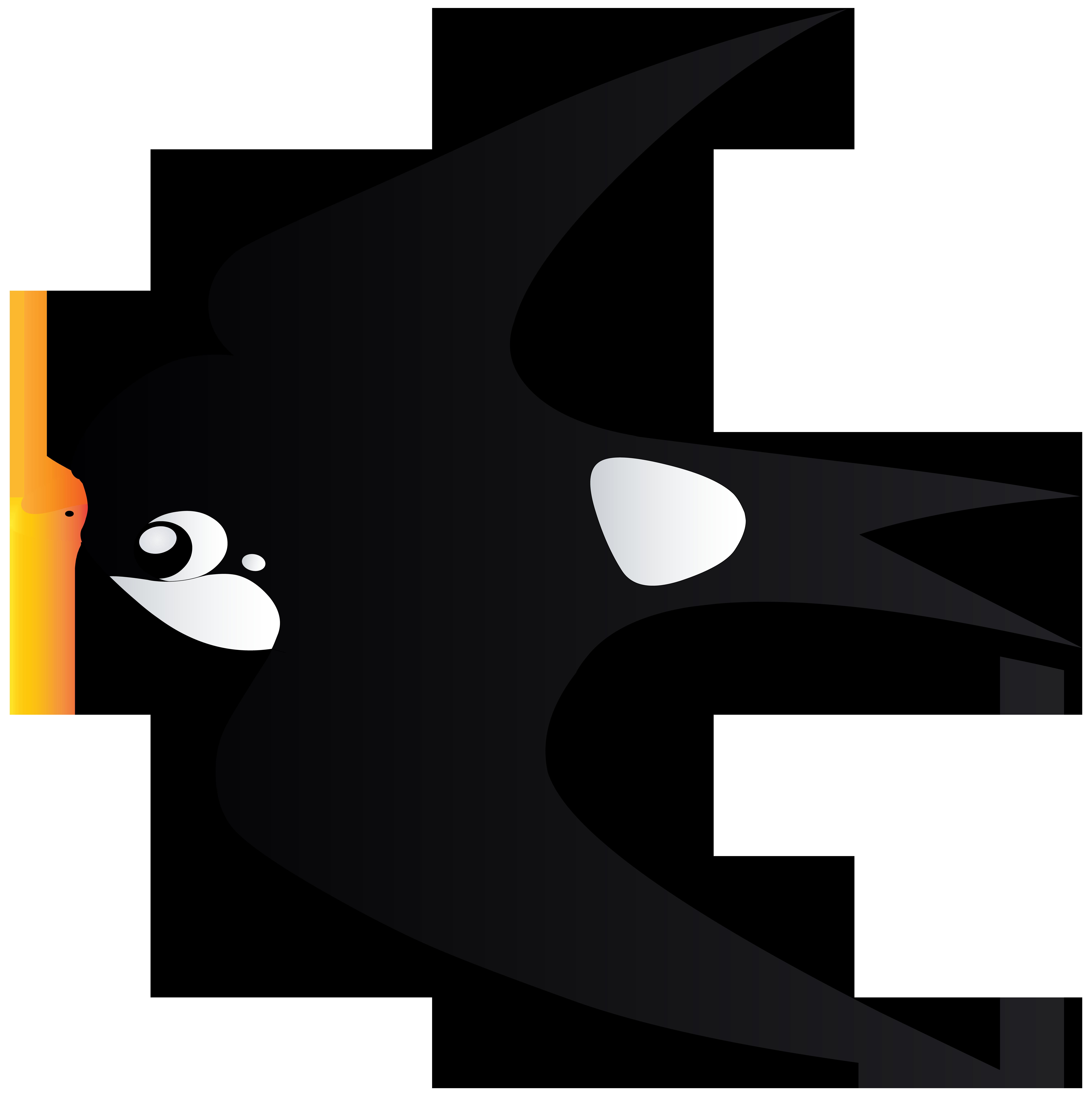 Swallow cartoon transparent png. Clipart summer bird