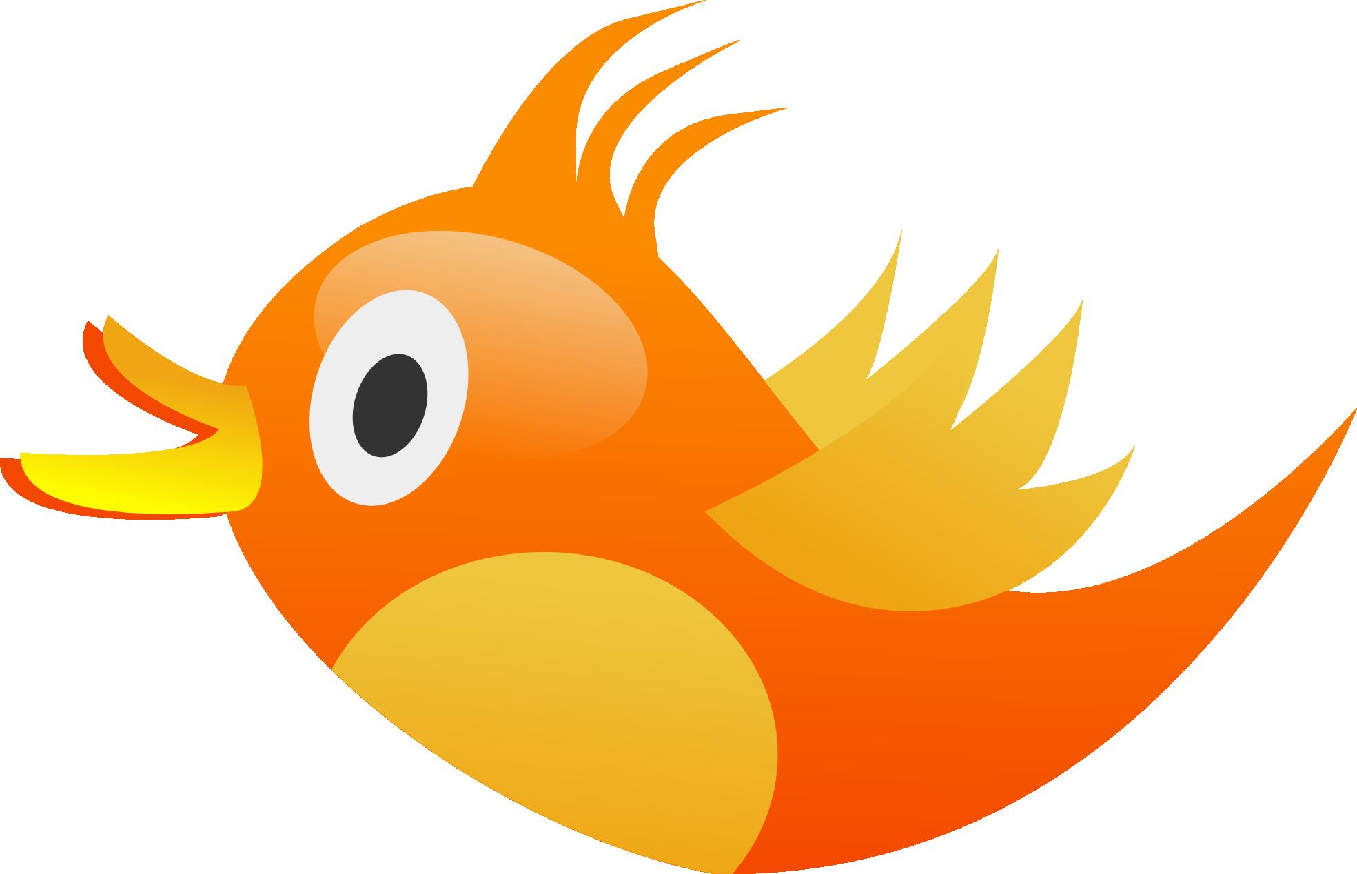 Clipart birds orange.  collection of bird