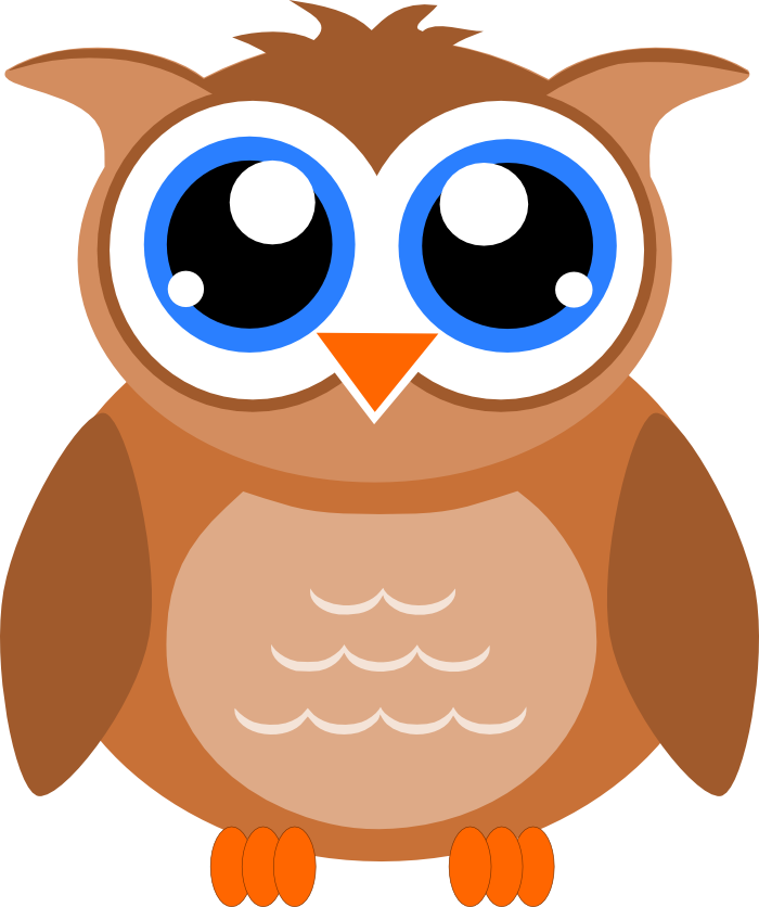 Orange clipart owl. At getdrawings com free